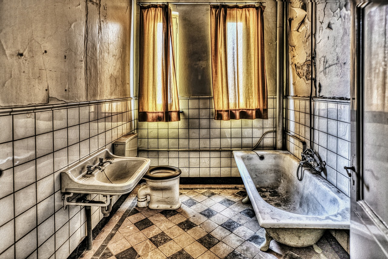 Remont łazienki – od czego zacząć